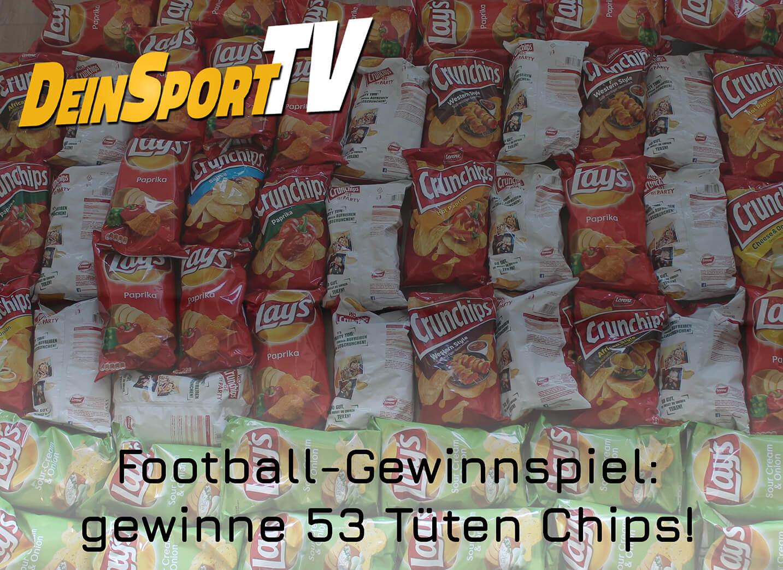 53 Tüten Chips! Unser Super Bowl Gewinnspiel!